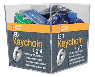 Product Cover for Cube of 48 Keychain LED Lights