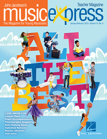 Product Cover for All the Best Vol. 15 No. 4: January/February 2015