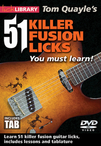 51 Fusion Licks You Must Learn!