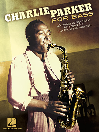 Product Cover for Charlie Parker for Bass