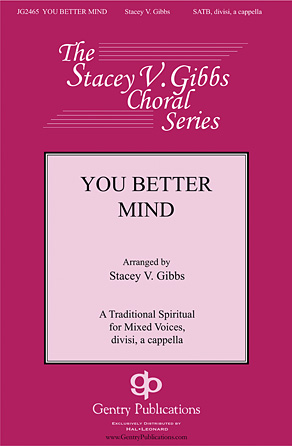 Product Cover for You Better Mind