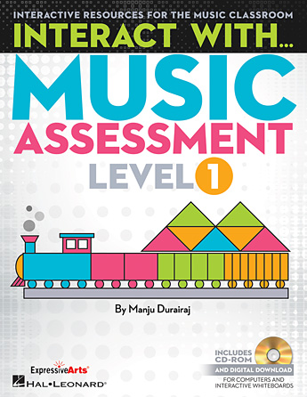 Product Cover for Interact with Music Assessment (Level 1)