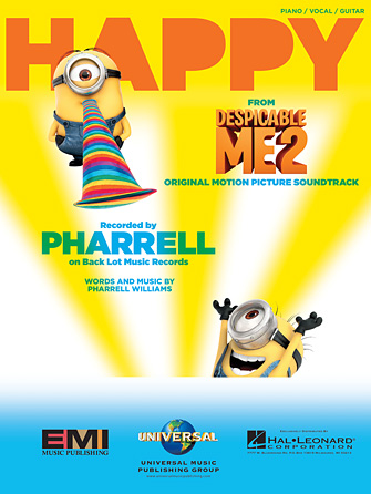 "Product Cover for Happy (from ""Despicable Me 2"")"