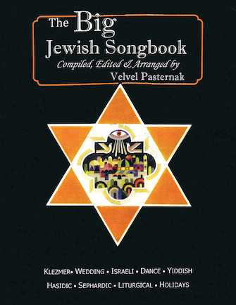 Product Cover for The Big Jewish Songbook