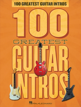 Product Cover for 100 Greatest Guitar Intros