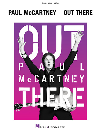Product Cover for Paul McCartney – Out There Tour