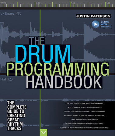Product Cover for The Drum Programming Handbook