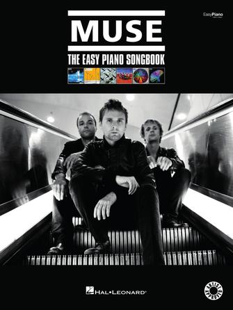 Product Cover for Muse – The Easy Piano Songbook