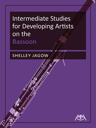 Product Cover for Intermediate Studies for Developing Artists on the Bassoon