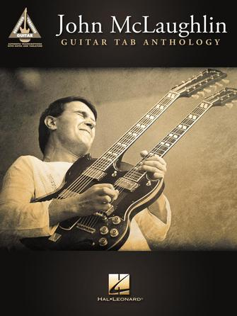 Product Cover for John McLaughlin Guitar Tab Anthology