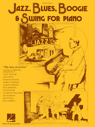 Product Cover for Jazz, Blues, Boogie & Swing for Piano