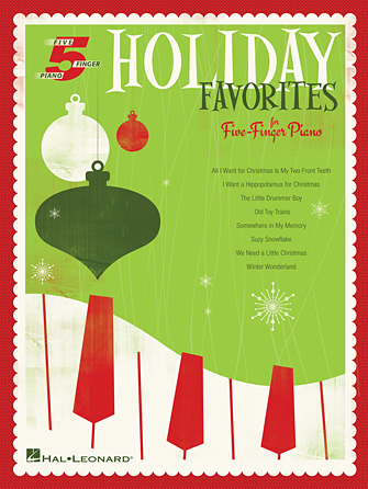 Product Cover for Holiday Favorites