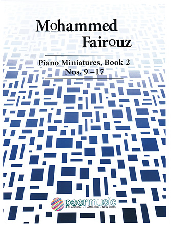Product Cover for Piano Miniatures, Book 2, Nos. 9-17