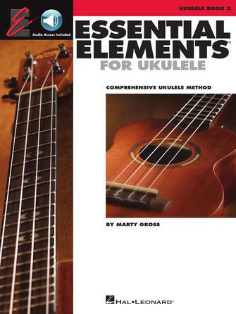 Product Cover for Essential Elements Ukulele Method – Book 2