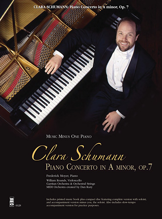 Product Cover for Clara Schumann: Piano Concerto in A Minor, Op. 7