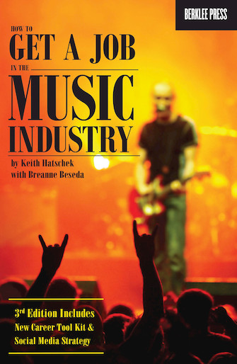 Product Cover for How to Get a Job in the Music Industry – 3rd Edition