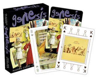 Product Cover for Genesis Playing Cards
