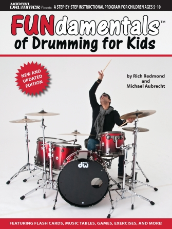 Modern Drummer Presents<br><br>FUNdamentals™ of Drumming for Kids