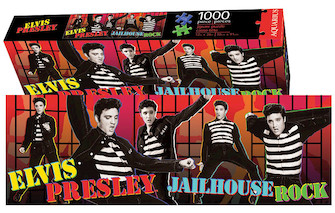 Product Cover for Elvis Presley –Jailhouse Rock – 1000-Piece Jigsaw Puzzle