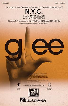 N.Y.C. : SAB : Mark Brymer : Charles Strouse  : Annie : Sheet Music : 00131325 : 888680024772