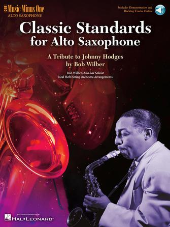 Product Cover for Classic Standards for Alto Saxophone