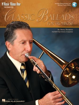 Product Cover for Classic Ballads for Trombone