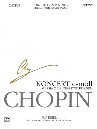 Product Cover for Concerto in E Minor Op. 11 – Version with Second Piano