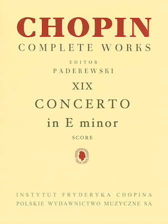 Product Cover for Piano Concerto in E Minor Op. 11