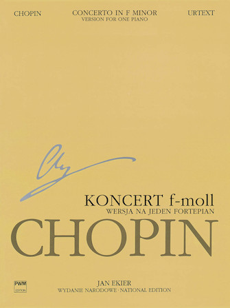 Product Cover for Concerto in F Minor Op. 21