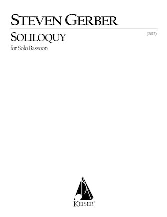 Product Cover for Soliloquy for Solo Bassoon