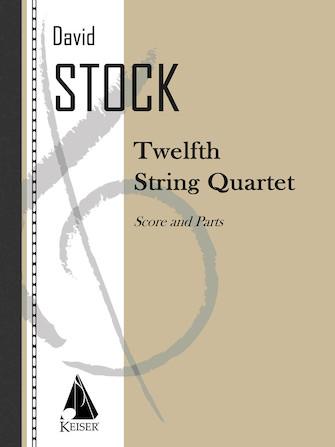 Product Cover for String Quartet No. 12