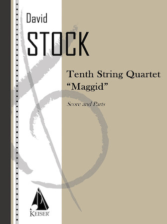 Product Cover for String Quartet No. 10