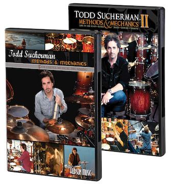 Todd Sucherman – Methods & Mechanics Complete DVD Set