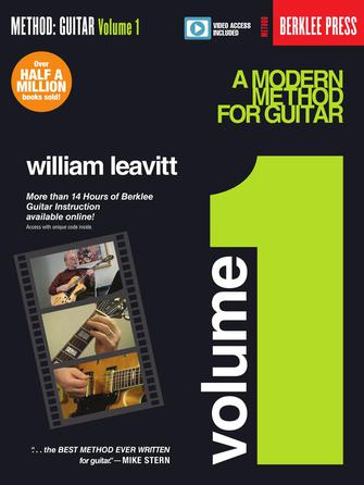 Product Cover for A Modern Method for Guitar – Volume 1