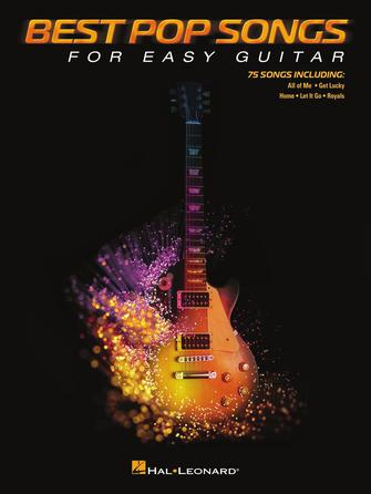 Product Cover for Best Pop Songs for Easy Guitar