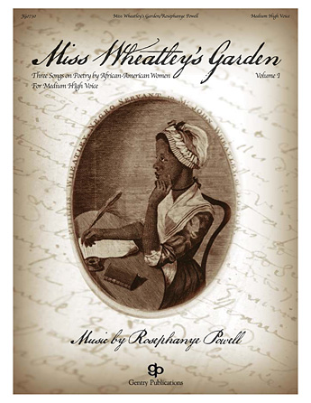 Product Cover for Miss Wheatley's Garden
