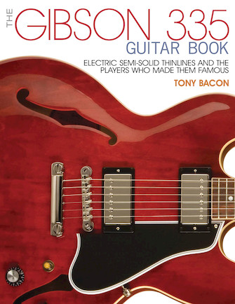 Product Cover for The Gibson 335 Guitar Book