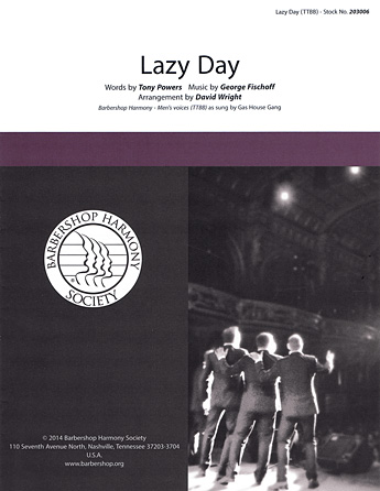 Product Cover for Lazy Day