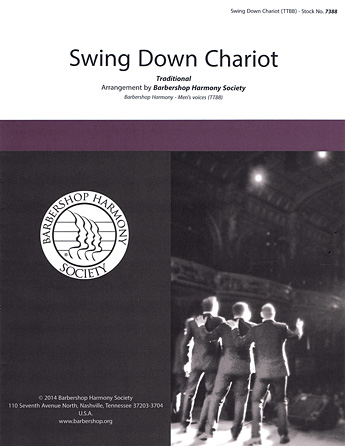 Product Cover for Swing Down Chariot
