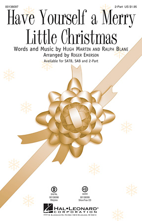 Product Cover for Have Yourself a Merry Little Christmas