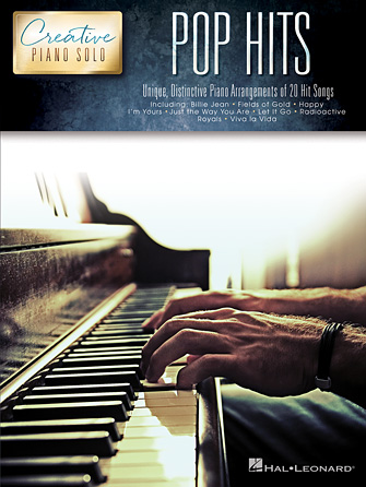 Product Cover for Pop Hits – Creative Piano Solo
