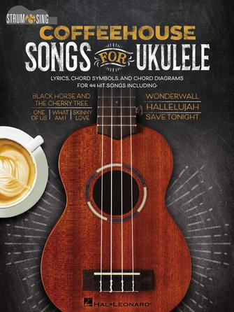 Product Cover for Coffeehouse Songs for Ukulele