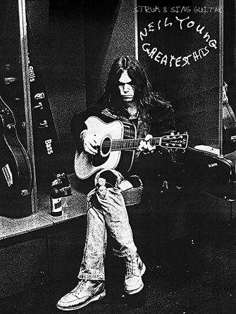 Product Cover for Neil Young – Greatest Hits – Strum & Sing Guitar