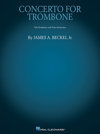 Product Cover for Concerto for Trombone