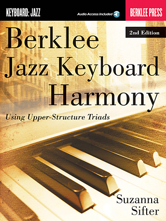 Product Cover for Berklee Jazz Keyboard Harmony – 2nd Edition