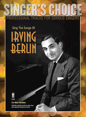 Product Cover for Sing the Songs of Irving Berlin