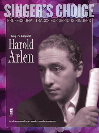 Product Cover for Sing the Songs of Harold Arlen