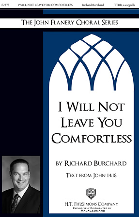 Product Cover for I Will Not Leave You Comfortless