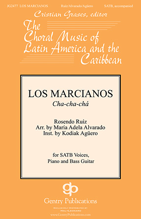 Product Cover for Los Marcianos