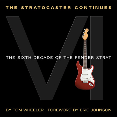 Product Cover for The Stratocaster Continues